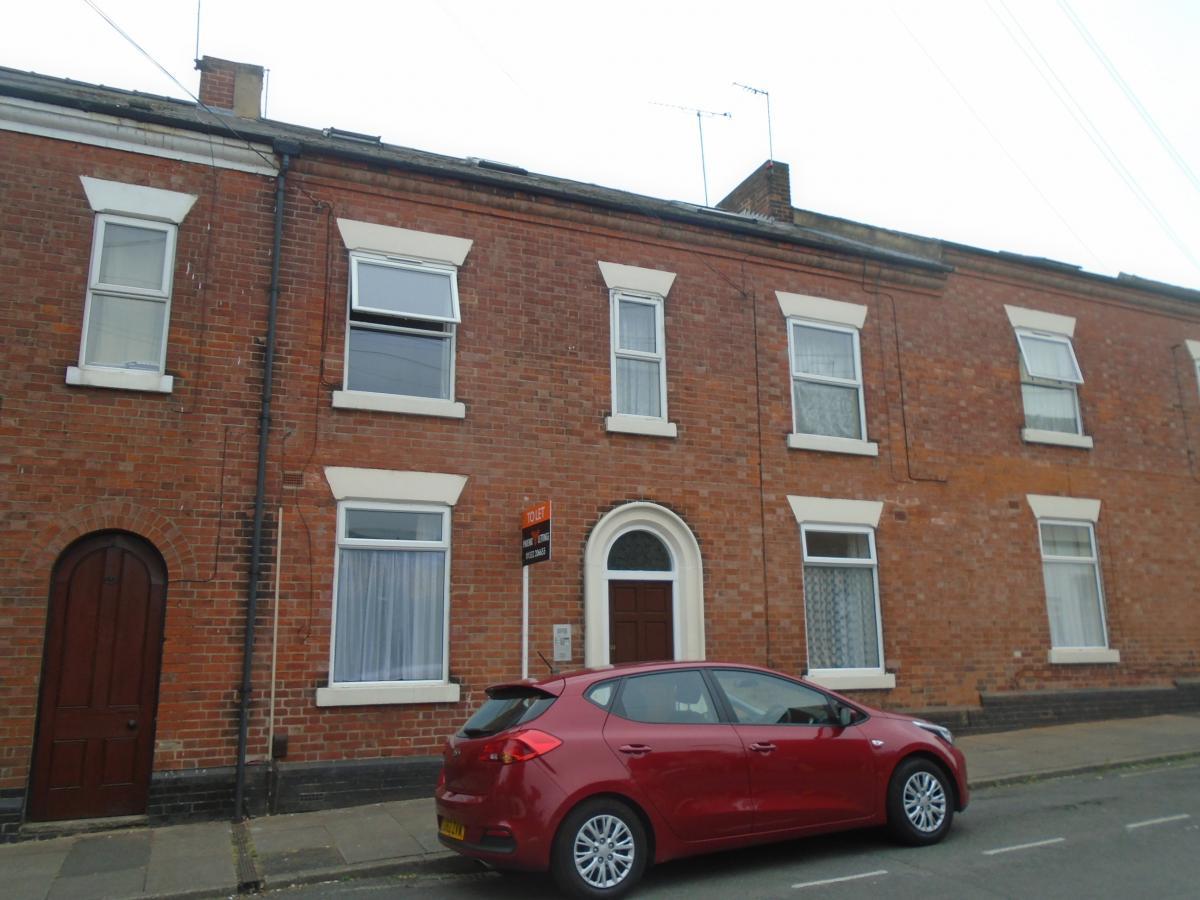 Image of 1 Bedroom Studio Flat, Crompton Street, Derby Centre
