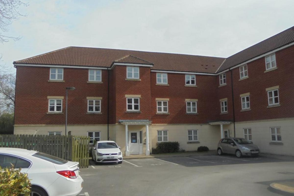 Image of 2 Bedroom Apartment, Radbourne CourtStarflower Way, Mickleover