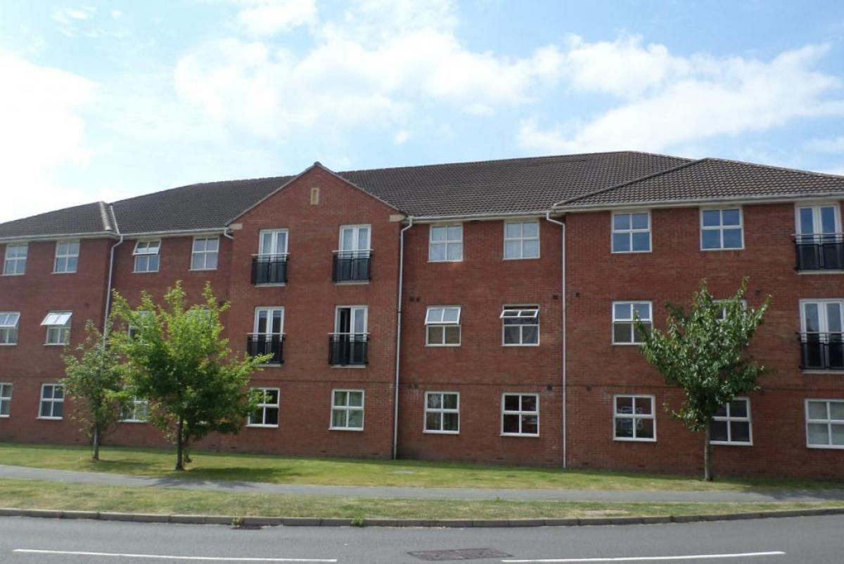 Image of 1 Bedroom Apartment, Richmond HouseWelland Road, Hilton