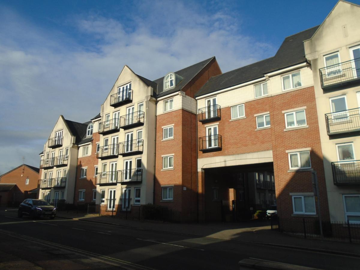 Image of 2 Bedroom Apartment, Uttoxeter New Road, Derby Centre