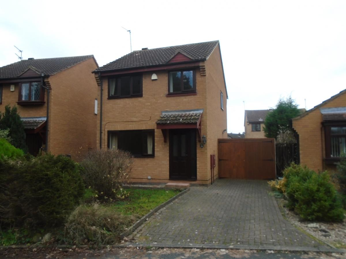 Image of 3 Bedroom Detached House, Yeovil Close, Alvaston