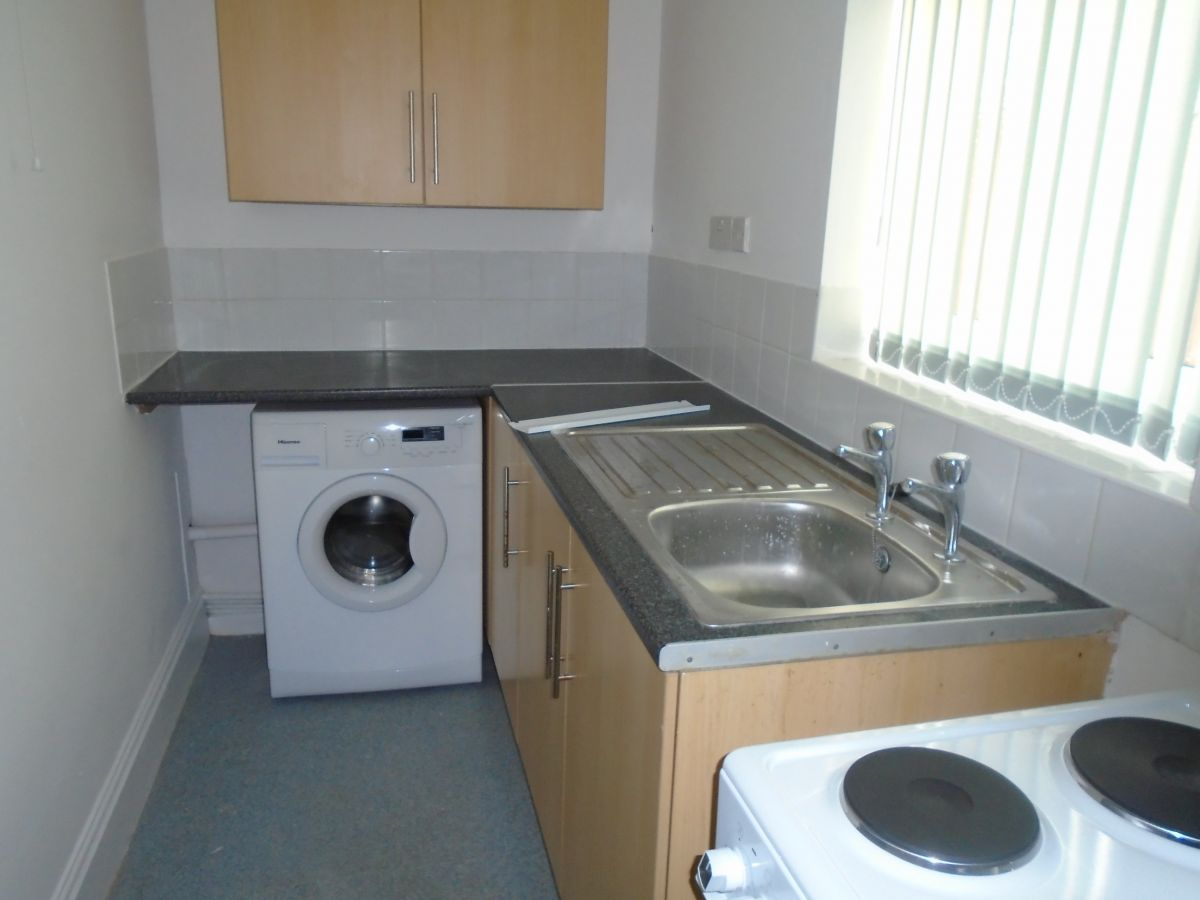 Image of 1 Bedroom Flat, Wilson Street, Derby Centre