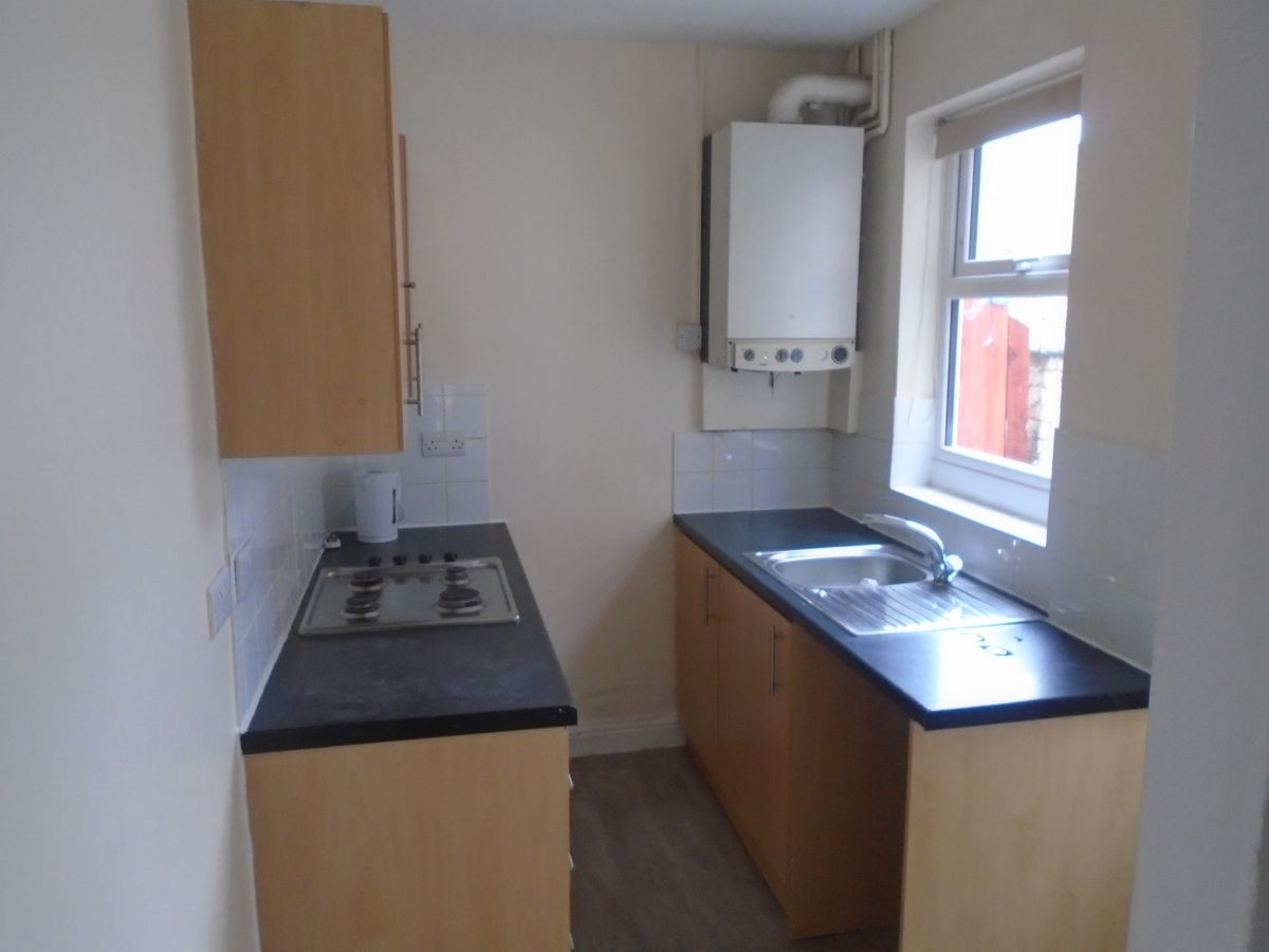 Image of 2 Bedroom Terraced House, Howe Street, Derby Centre