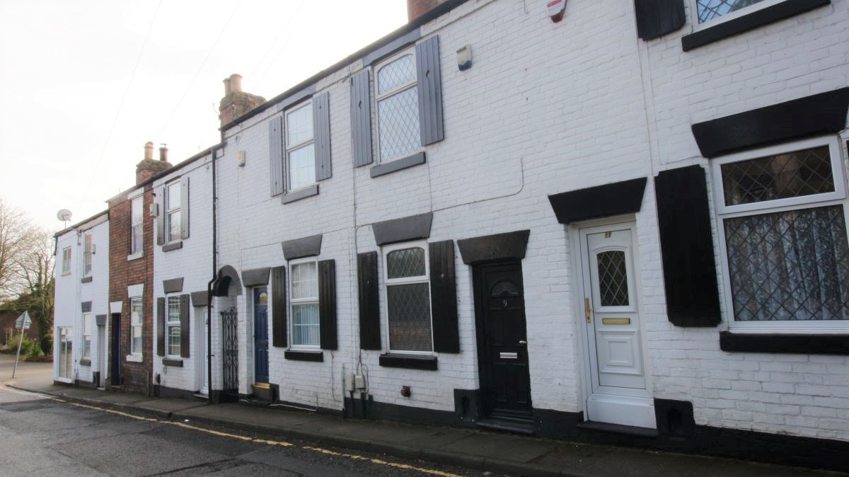 Image of 2 Bedroom Terraced House, Church Street, Littleover