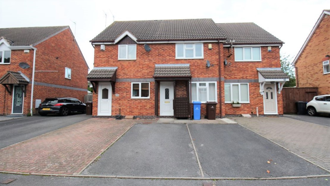 Image of 2 Bedroom Town House, Pendleside Way, Littleover