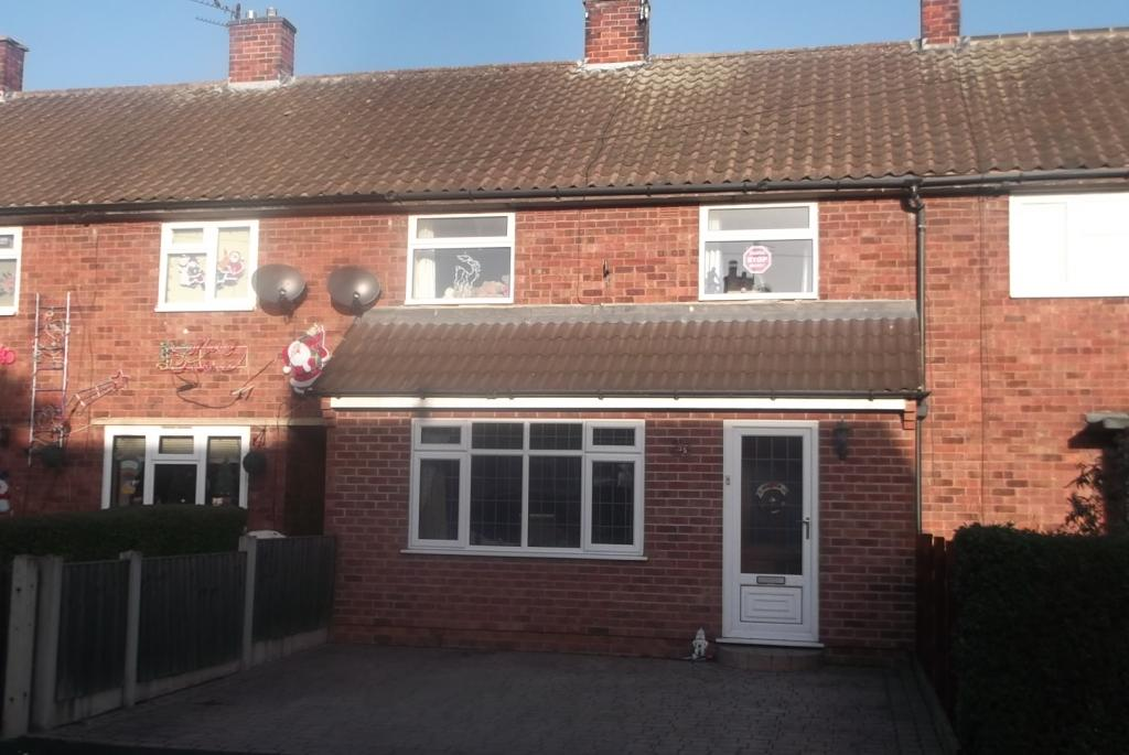 Image of 3 Bedroom Terraced House, Brackens Close, Long Eaton