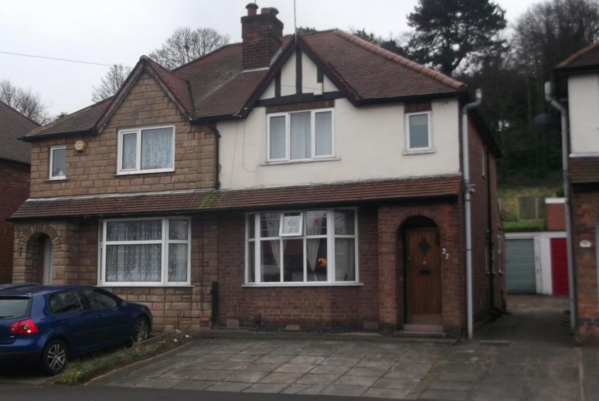 Image of 3 Bedroom Semi-Detached House, Bramfield Avenue, Derby Centre