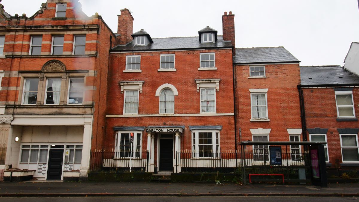 Image of 2 Bedroom Ground Floor Flat, London Road, Derby Centre